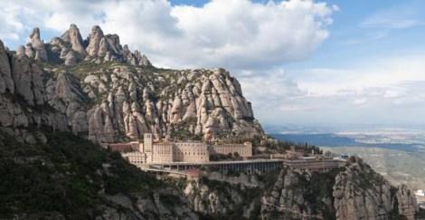 The Benedictine Monastery at Montserrat